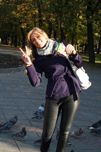 Московская осень в лицах... — фото 10