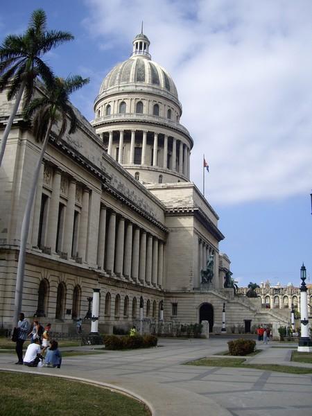 Вот она… туристическая Гавана