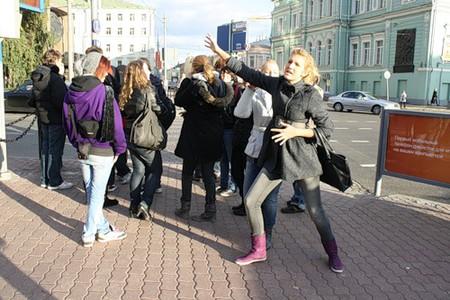 Московская осень в лицах... — фото 5