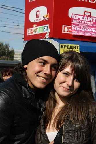 Московская осень в лицах... — фото 62