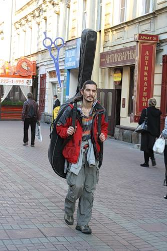 Московская осень в лицах... — фото 43