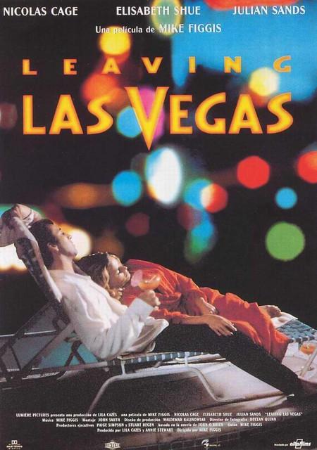Николас Кейдж опускается...!? Покидая Лас-Вегас — фото 3