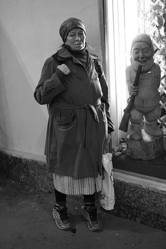 Московская осень в лицах... — фото 41