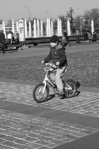 Московская осень в лицах... — фото 21