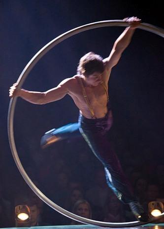 """Весёлые похороны старого клоуна или шоу """"Corteo"""", канадского цирка Cirque du Soleil. — фото 13"""