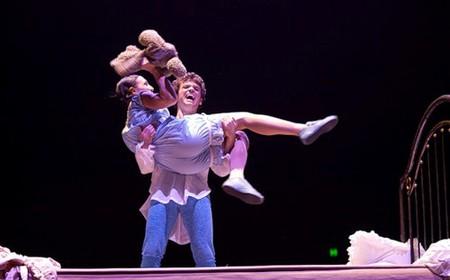 """Весёлые похороны старого клоуна или шоу """"Corteo"""", канадского цирка Cirque du Soleil. — фото 7"""