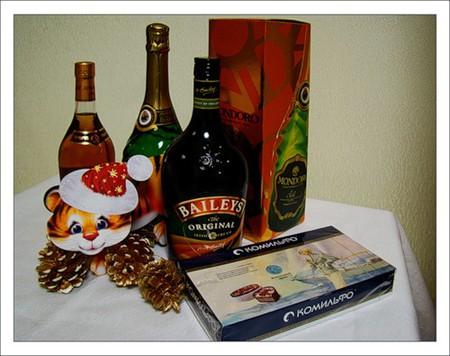 Новый год cкоро... Чё ;-) пить будем? — фото 1