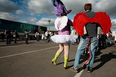 """Весёлые похороны старого клоуна или шоу """"Corteo"""", канадского цирка Cirque du Soleil. — фото 1"""