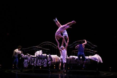 """Весёлые похороны старого клоуна или шоу """"Corteo"""", канадского цирка Cirque du Soleil. — фото 4"""