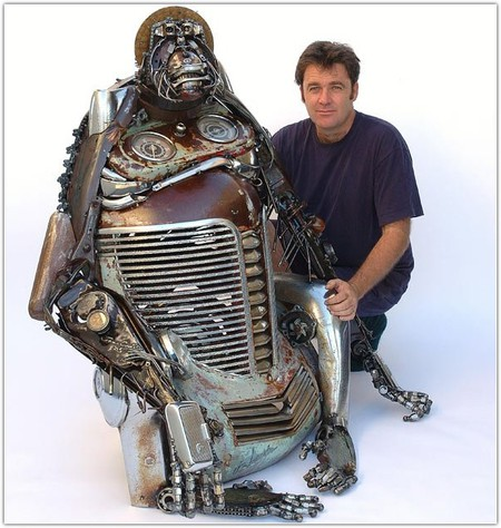 Художественный металл. James Corbett — фото 1