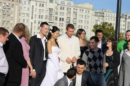 Московская осень в лицах... — фото 32