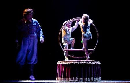 """Весёлые похороны старого клоуна или шоу """"Corteo"""", канадского цирка Cirque du Soleil. — фото 19"""