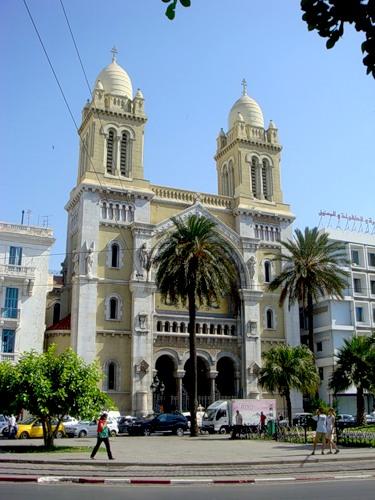 Православная церковь в Тунисе