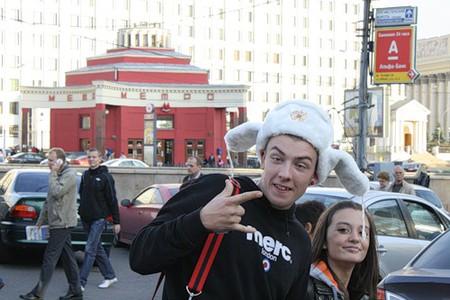 Московская осень в лицах... — фото 2