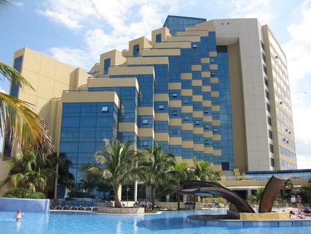 Отель Гаваны-первое наше пристанище)