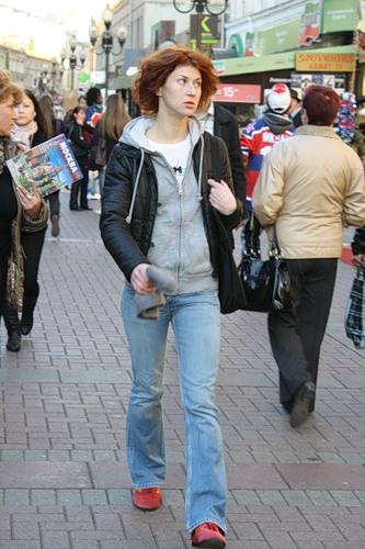 Московская осень в лицах... — фото 44