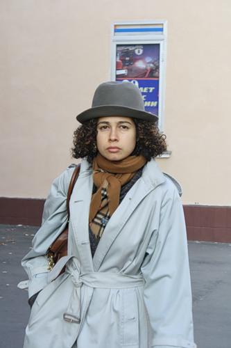 Московская осень в лицах... — фото 45