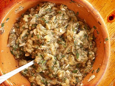 Блюдо выходного дня. Баранья нога  в лаваше с овощами — фото 5