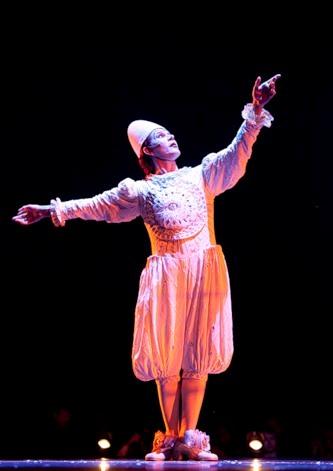 """Весёлые похороны старого клоуна или шоу """"Corteo"""", канадского цирка Cirque du Soleil. — фото 6"""