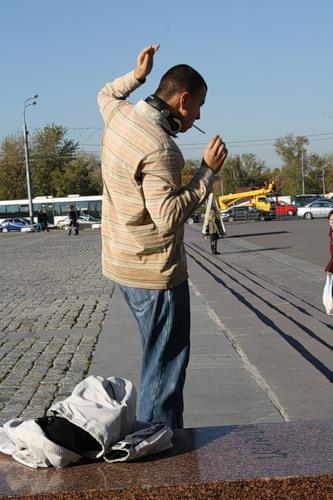 Московская осень в лицах... — фото 26