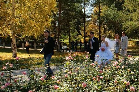 Московская осень в лицах... — фото 28