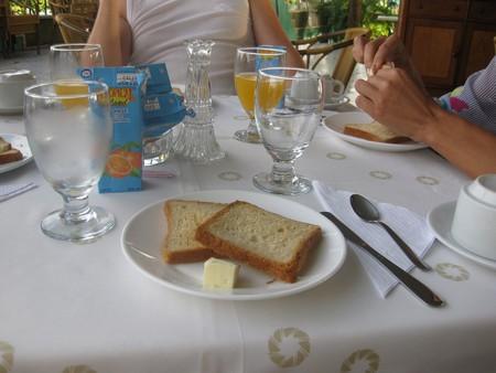 Бесплатный завтрак)))