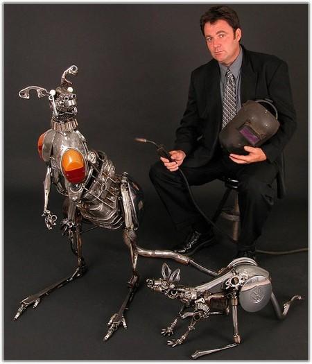 Художественный металл. James Corbett — фото 3