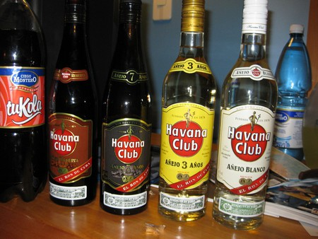Куба-остров дешевого рома и сигар