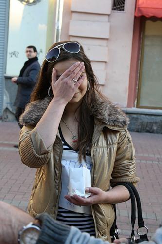 Московская осень в лицах... — фото 11