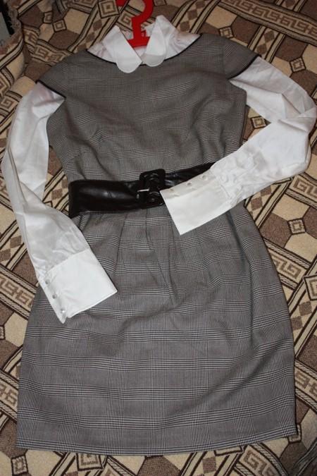 Платье - сарафан O'stin — фото 4
