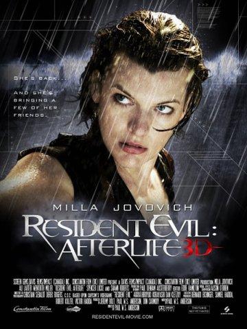 """Обитель зла 4: Жизнь после смерти / Resident Evil: Afterlife (2010)  Полетаем на """"кукурузнике"""" над толпами монстров! — фото 1"""