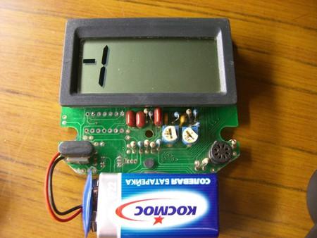 цифровой термометр — фото