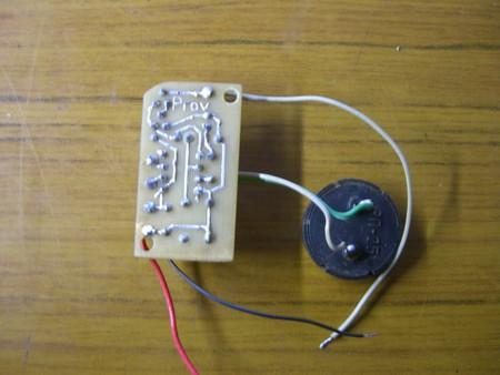 Искатель скрытой проводки на PIC12F629 — фото 2