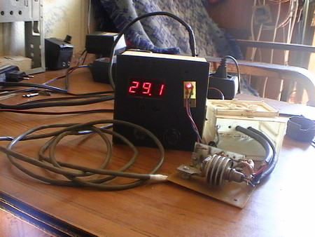 Терморегулятор для Бирюсы — фото 1