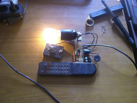 Дистанционно-кнопочный регулятор мощности — фото 4