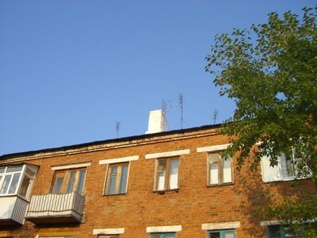 Телевизионные антенны для дачи — фото 3