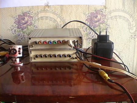 Восьмиканалный коммутатор видеосигналов — фото 4