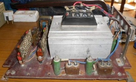 принципиальная электрическая схема доильных установок