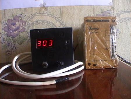 Терморегулятор для Бирюсы — фото 3