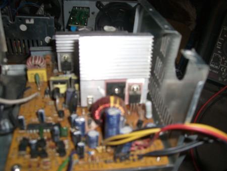Схема ATX-совместимого блока питания компьютера для автомобиля. .