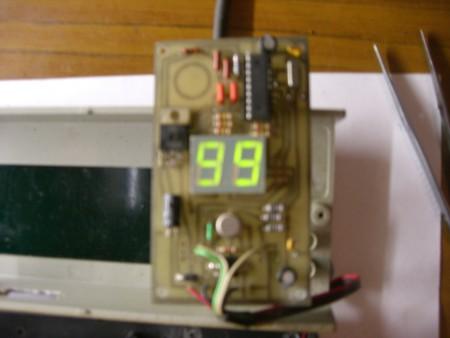 Регулятор мощности на PIC16F84A — фото 3