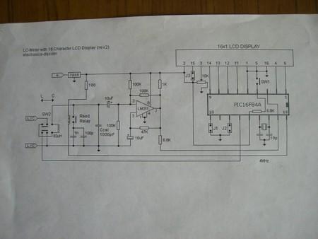 LC-метр на PIC-контроллере