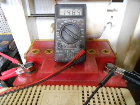 Пуско-подзарядное устройство — фото 8