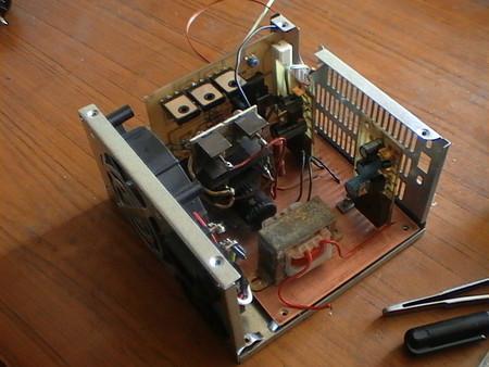 Частотный преобразователь для трёхфазного АД — фото 9