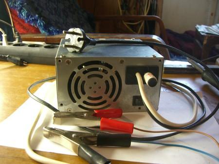 Автоматическое зарядное устройство из БП ПК — фото 6