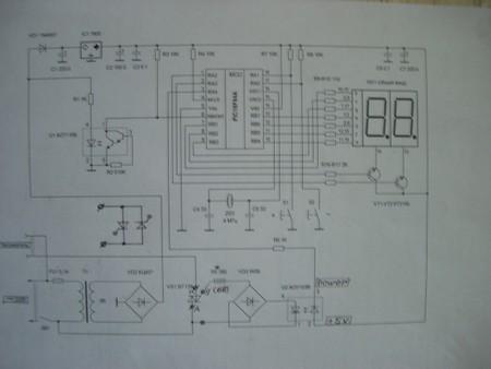 Регулятор мощности на PIC16F84A — фото 2