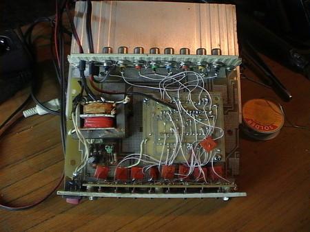 Восьмиканалный коммутатор видеосигналов — фото 5