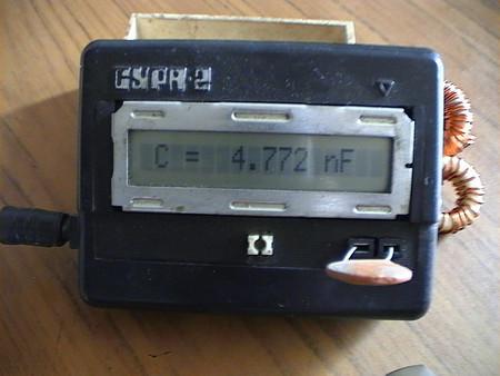 LC-метр на PIC-контроллере — фото 7