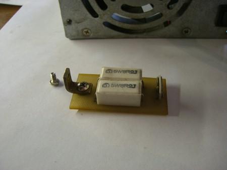 Автоматическое зарядное устройство из БП ПК — фото 4