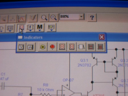 Выбор измерительных приборов и индикаторов